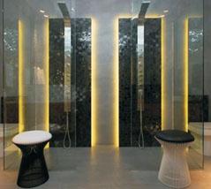 Colunas de Banho