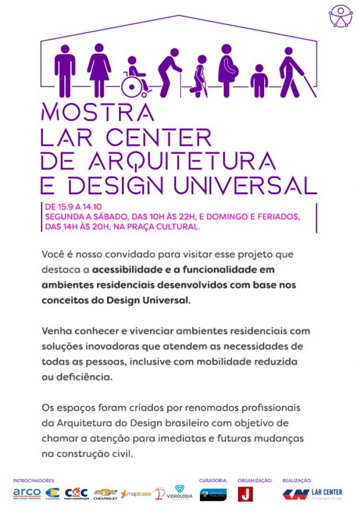 Pretty Jet na Feira Lar Center de Design e Arquitetura Universal