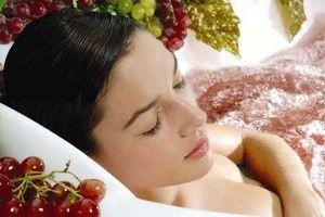 Conhece a Vinhoterapia?