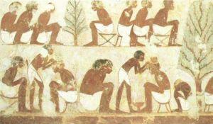 Há 3.000 anos os egípcios faziam do banho um ato sagrado para purificar o espírito. O que hoje você faz em seu banho para tornar um momento sagrado?