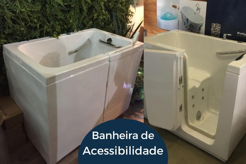 Foto 1 de Banheira Afetto