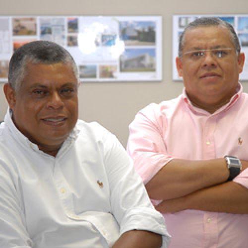 Abel de Oliveira Filho e Alan Tadeu de Oliveira