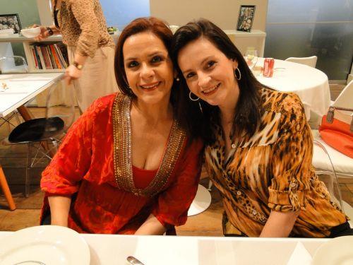 Adriana Fiali e Rose Corsini (Arquitetas)